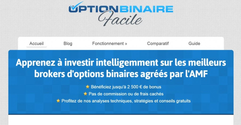 option binaire